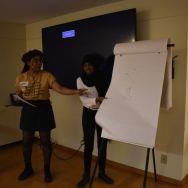Peak facilitators in action